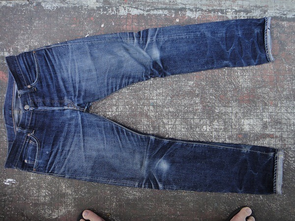 Fade Friday - PBJ XX-013 (13 Months, 5 Washes, 2 Soaks)