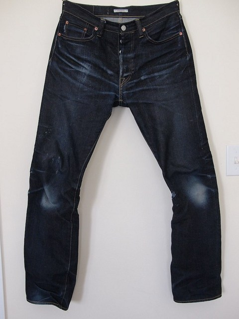 Fade Friday - Eternal 811 Contest Jean (2 Years, Many Washes)
